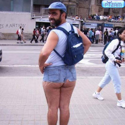 Who Wears Short Shorts? Guys Wear Short Shorts! | CollegeTimes.com