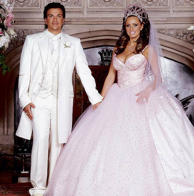 katie-price-wedding-dress-hd-wallpapers