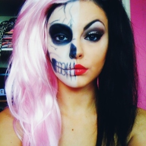 28 Hallowe\'en Make Up Ideas For Classy Girls | CollegeTimes.com