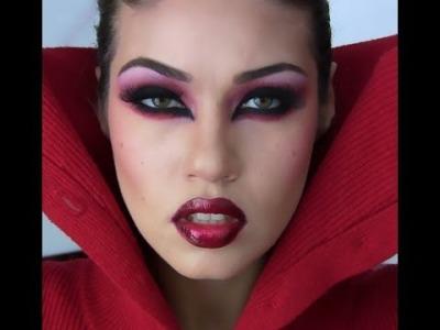 halloween-makeup-vampire