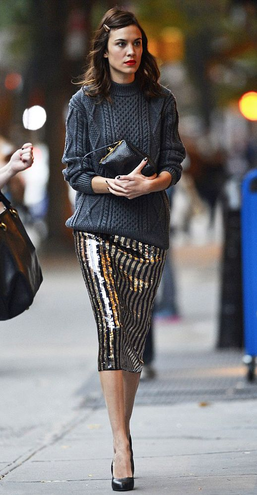 32 Times Alexa Chung Proved Why She S A Style Icon