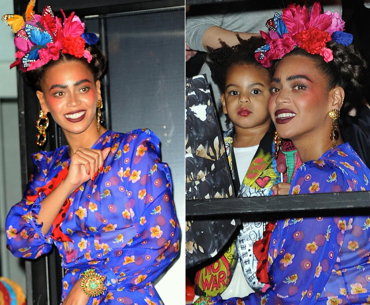 beyonce-blue-ivy  sc 1 st  CollegeTimes.com & 24 Celeb Halloween Costumes To Inspire You | CollegeTimes.com