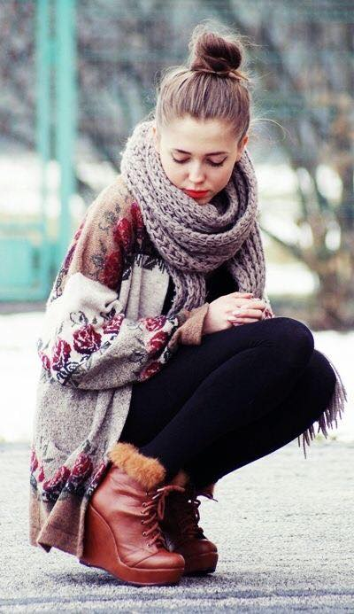 Fireplace Chic 27 Must Have Looks For College Girls This