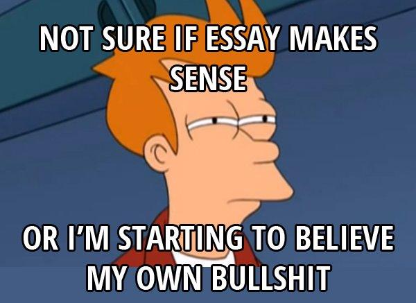 boring pitch essay
