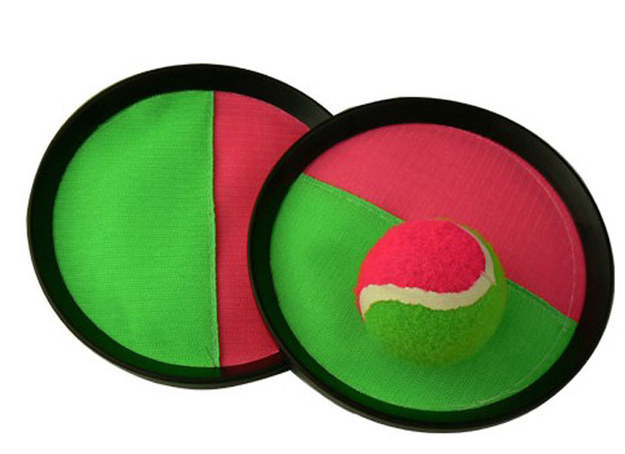 velcro ball game