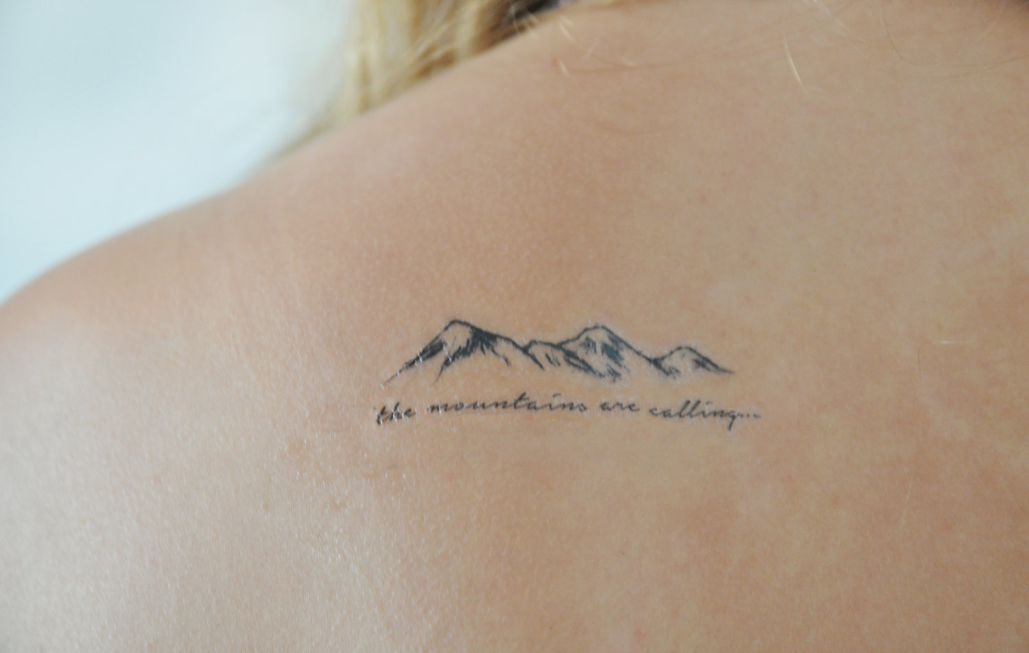 31 Tiny Quote Tattoos Youll Go Crazy For Collegetimescom