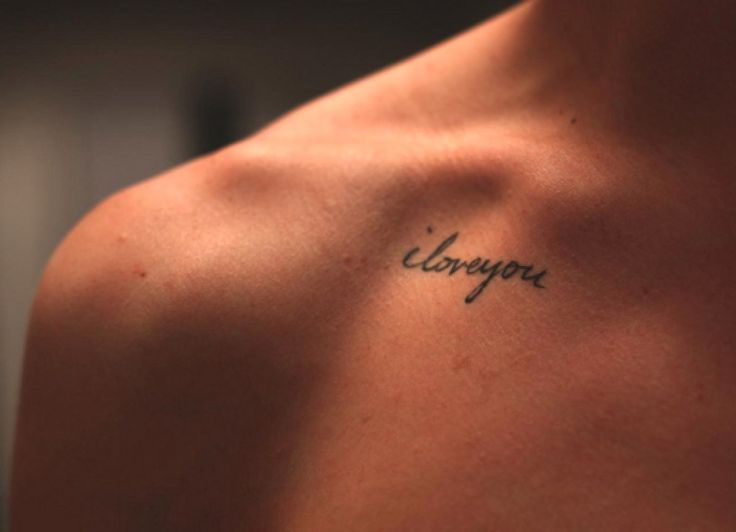 31 Tiny Quote Tattoos You\'ll Go Crazy For | CollegeTimes.com
