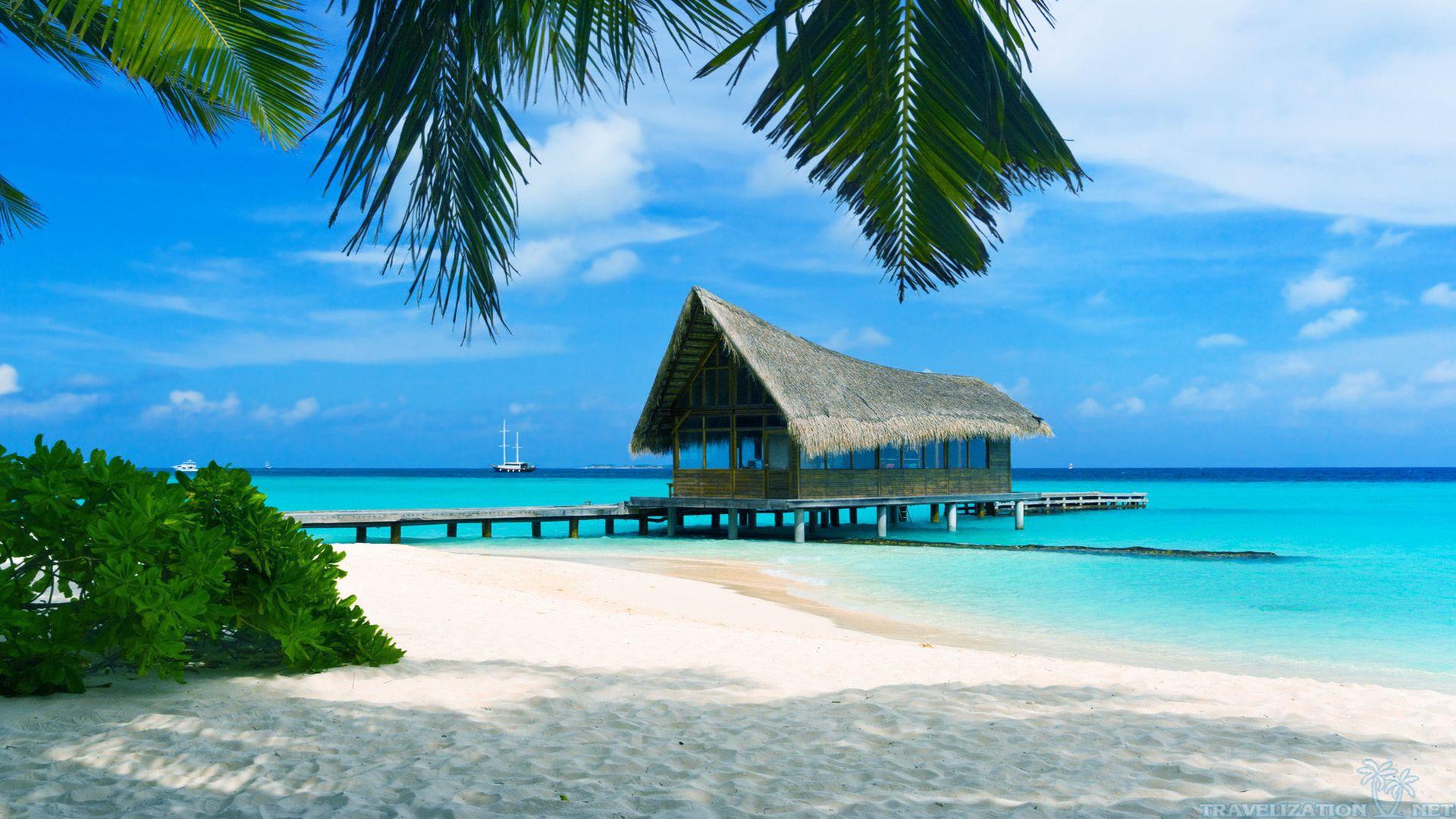 Sandy Island, Anguilla в хорошем качестве