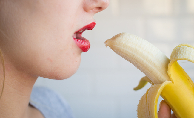 China Bans 'Sexy' Banana Eating... | CollegeTimes.com