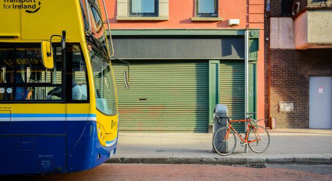 Dublin Bus routes