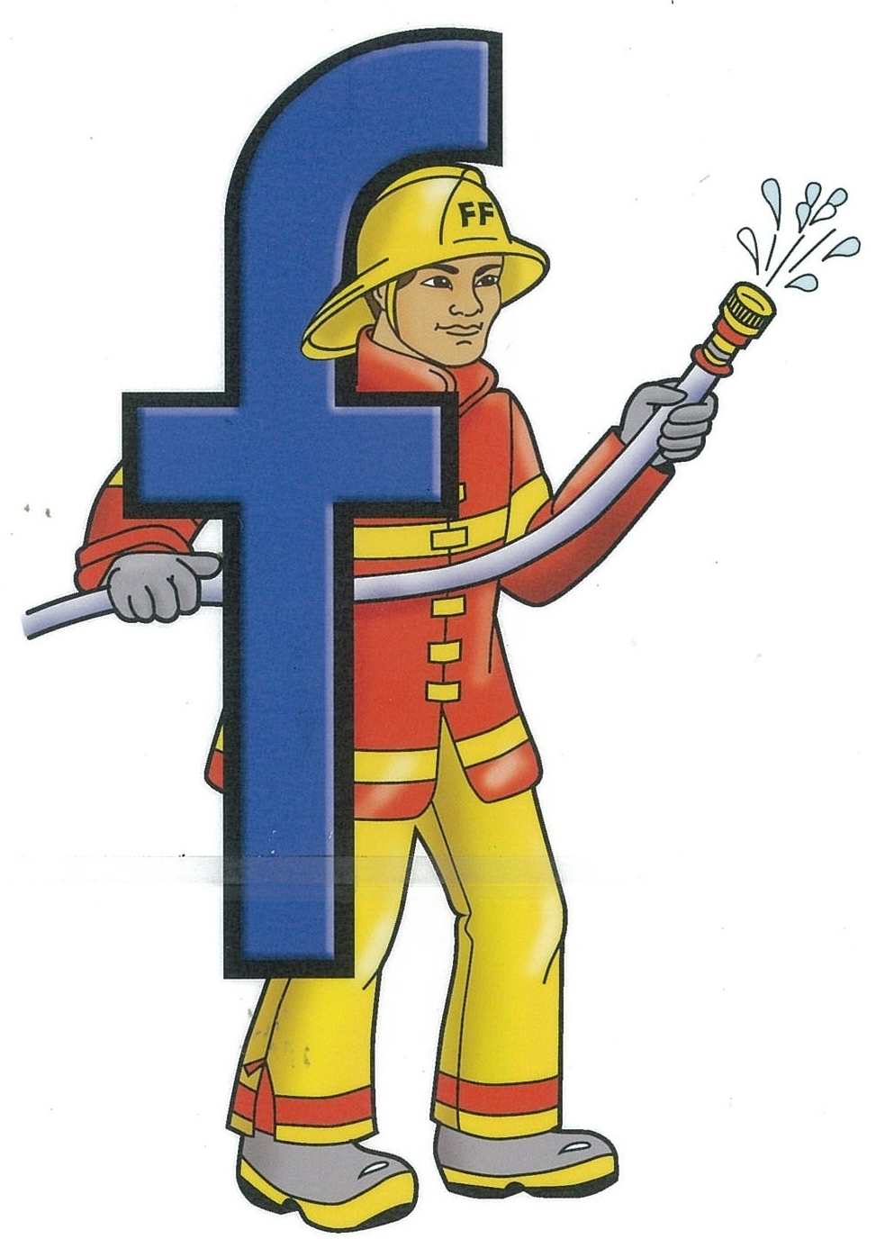 nostalgia corner ranking the letterland characters firefighter clip art images firefighter clipart baby