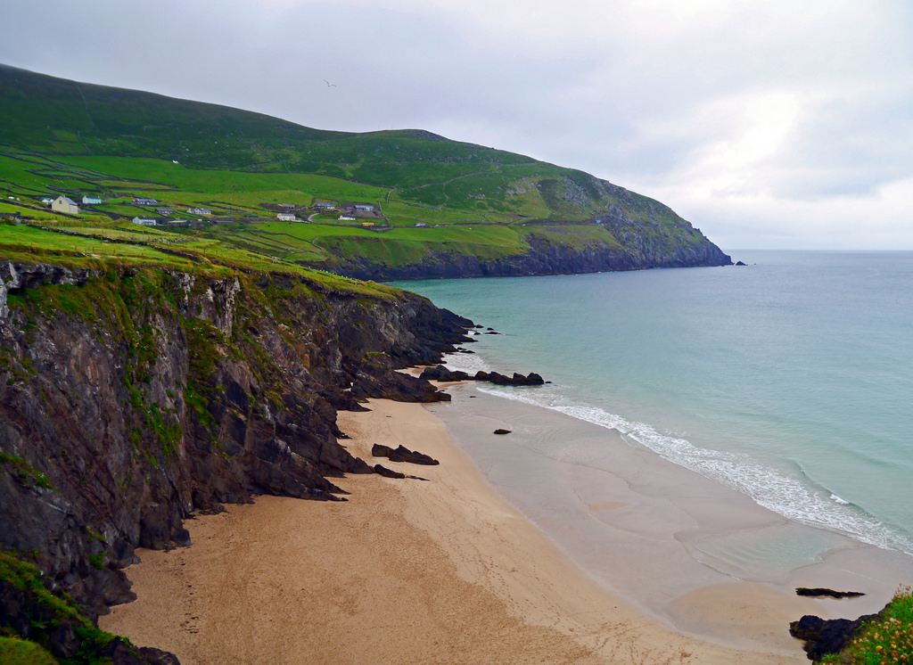 Coumeenoole Beach, Co Kerry