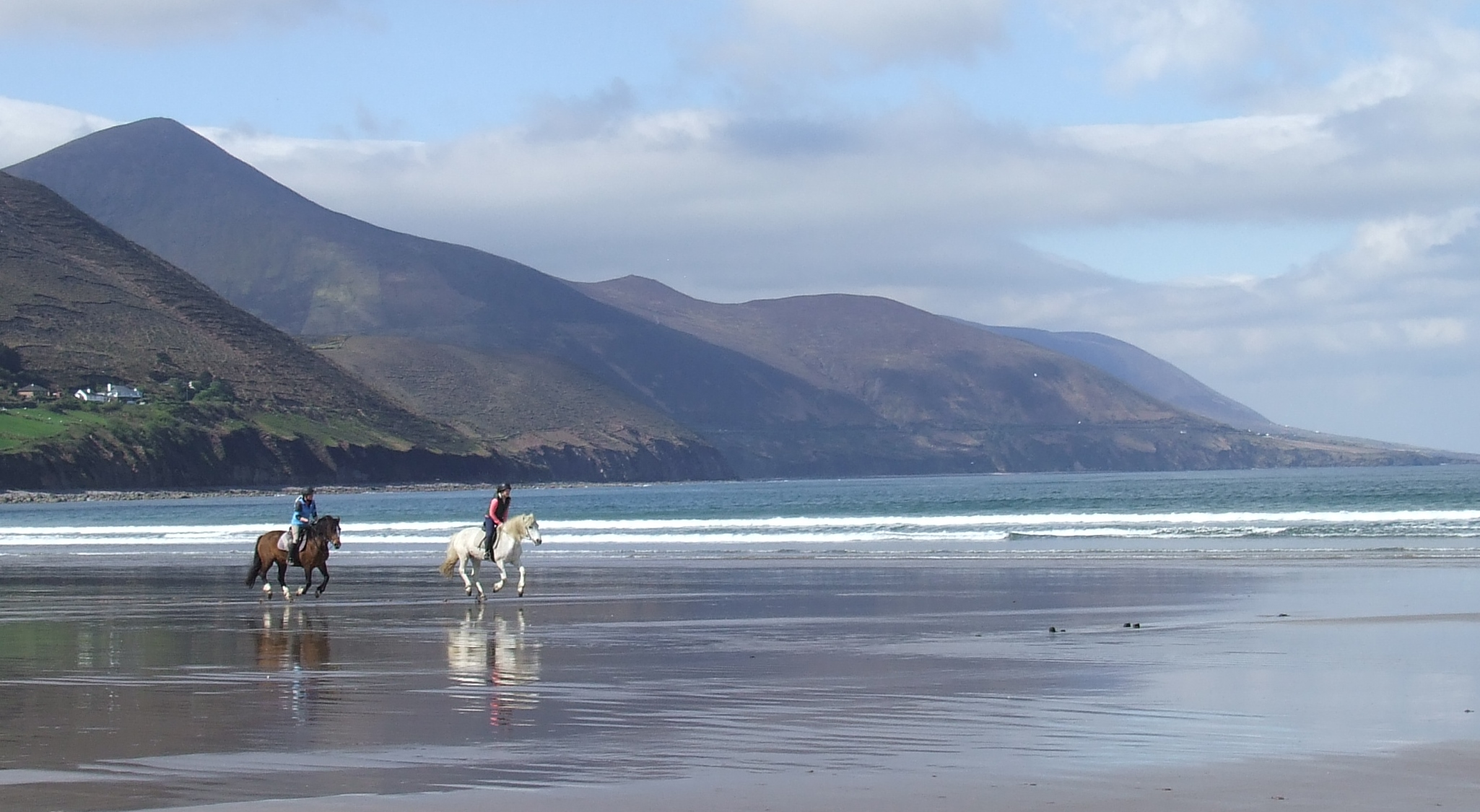 Rossbeigh Beach, Co Kerry