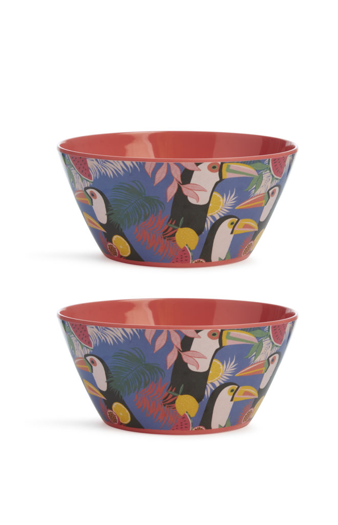 Penneys Tropical Homeware Collection